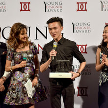 Get to Know Simon Tan, Winner of Young Designer Award 2017