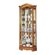 Shop Tall Corner Curio Cabinet Products on Houzz