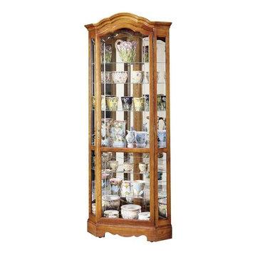 Corner Shelving 7-Shelf Display and Wall Shelves | Houzz