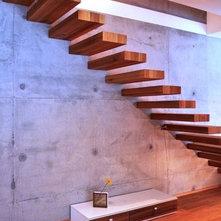 betontapete aus echtem stein ein ideenbuch von chic24. Black Bedroom Furniture Sets. Home Design Ideas