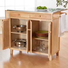 Stationary Kitchen Islands And Carts Houzz