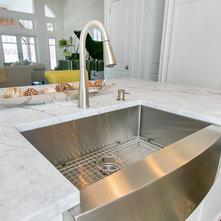 Transitional Kitchen by Design Line Kitchens