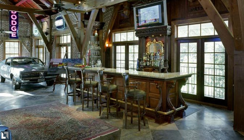 Rustic Man Cave Reviews : Rustic man cave home design ideas pictures remodel and decor