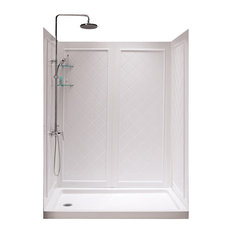 Shower Stalls Amp Kits Find Shower Wall Panels And Kits Online