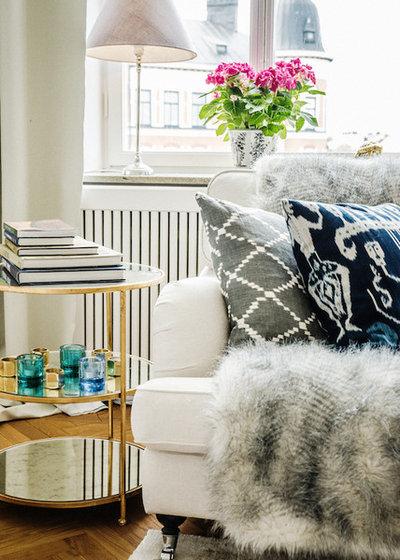 Tendens: skønne prints og puder til din sofa