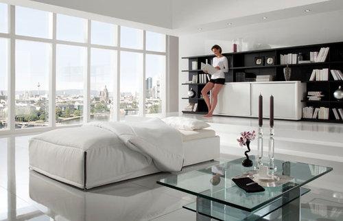 dormette sofa bed franz fertig. Black Bedroom Furniture Sets. Home Design Ideas