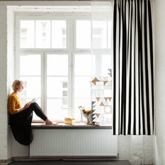 moderne gardinen vorh nge jalousien rollos houzz. Black Bedroom Furniture Sets. Home Design Ideas