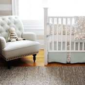 Picket Fence Baby Bedding