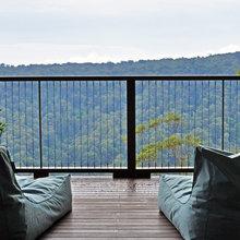 My Houzz: A Cliffside Home Designed for Comfort and Rejuvenation