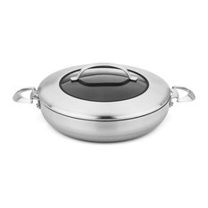 Scanpan Ctx Chef Pan With Lid 32cm 4 8l Cookware Is