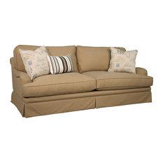 Farmhouse sofas and sectionals houzz for Sectional sofa farmhouse