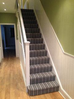 Hall Carpet Striped Vidalondon