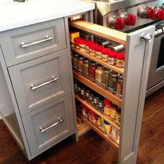 Shop Walnut Kitchen Cabinets Products on Houzz