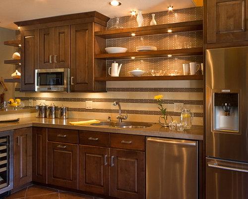 Modern Southwest Kitchen Home Design Ideas, Pictures ...