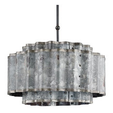 Shop Galvanized Metal Star String Lights Products On Houzz