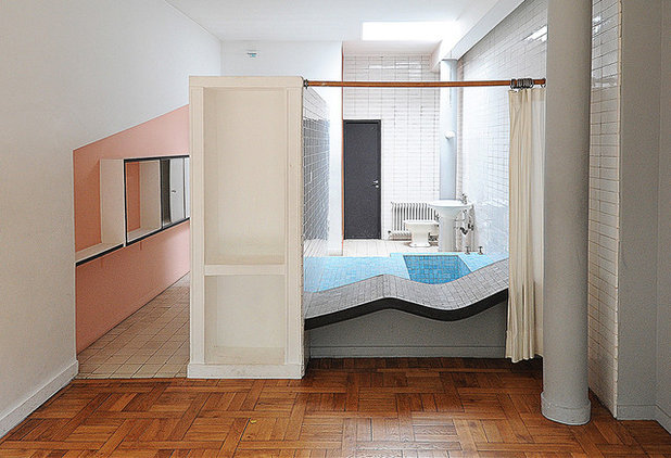 Fresh Modern New Home besides Six Ideas For Accessible Shower Design ADA Accessible Homes likewise Cloud pagoda Bedroom dressing further Addition Over Garage also Front Elevation Indian House Designs Small Kitchen Designs Indian. on master bathroom floor plans with pictures