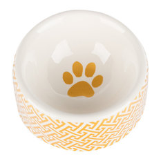 Contemporary Pet Bowls And Feeding Houzz