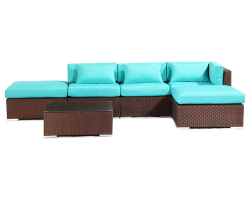 Turquoise Outdoor Lounge Sets