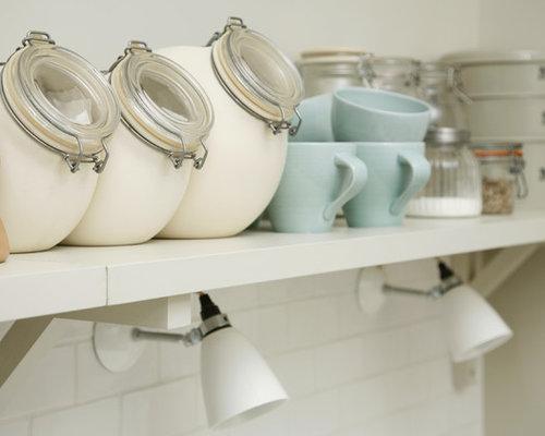 Clapham Shaker Kitchen: Clapham Painted Shaker Kitchen