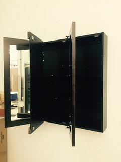 ... Espresso Finish - Transitional - Medicine Cabinets - by Design House