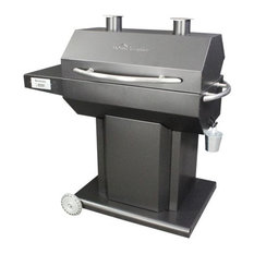 line, this grill also includes an electric Searing station to lock ...