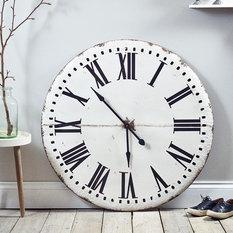 Rustic Clocks Find Wall Clocks Kitchen Clocks Mantel
