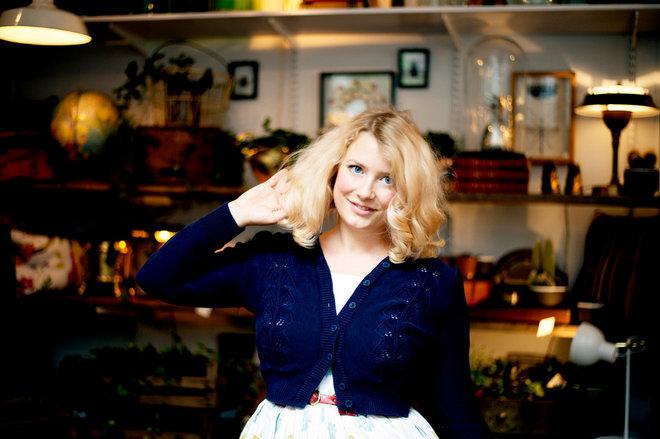Houzz Tour: Elsa Billgrens drömska hem på Söders höjder