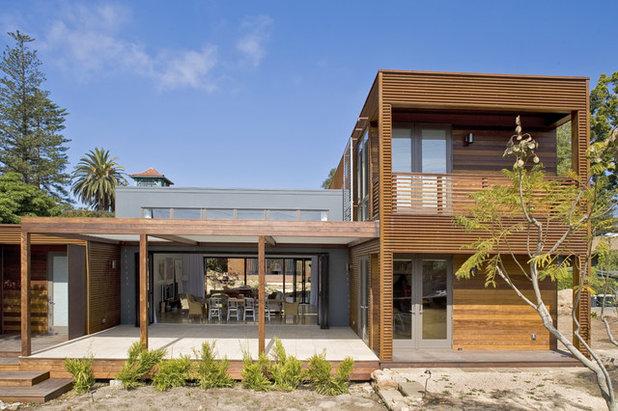 Houzz tour making prefab work for all Michelle kaufmann designs blu homes