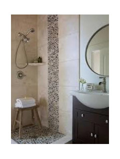 what do you think about using 2 different colors of grout