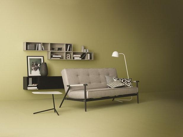 19 schlafsofas die den tag zur nacht machen. Black Bedroom Furniture Sets. Home Design Ideas
