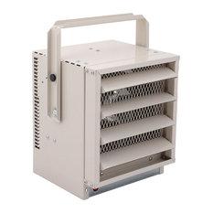 Comfort Zone Oscillating Electric Portable Ceramic Space Heater Fan