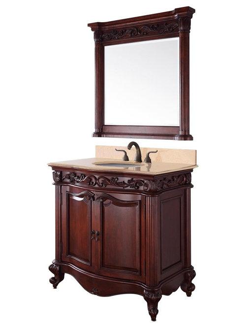 Luxury Antique Style Bathroom Vanities  Traditional  Bathroom  Los Angeles