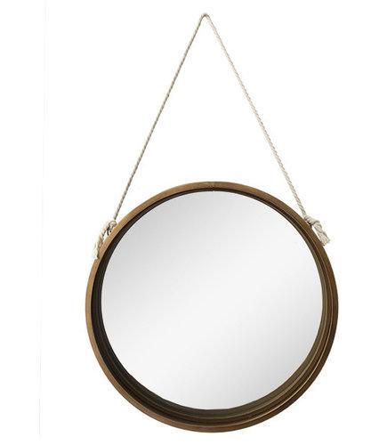 Miroirs mirrors for Miroir contour metal
