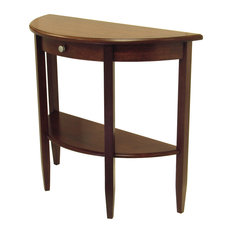 Shop round foyer table products on houzz for 10 spring street console table