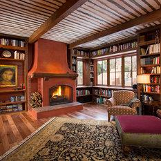 Southwestern Fireplaces Houzz