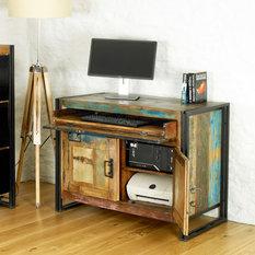 meuble bureau romantique. Black Bedroom Furniture Sets. Home Design Ideas