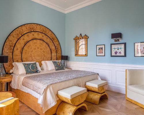 Mittelgroße Asiatische Schlafzimmer einrichten - Ideen, Bilder ...