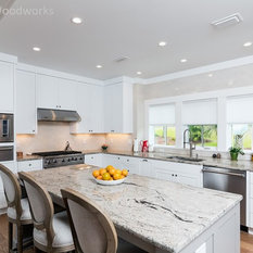 Beach Style Kitchen Cabinetry | Houzz