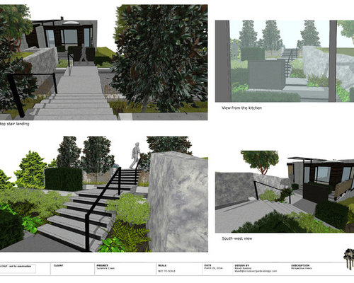 3 D Design Virtual Garden Walk through
