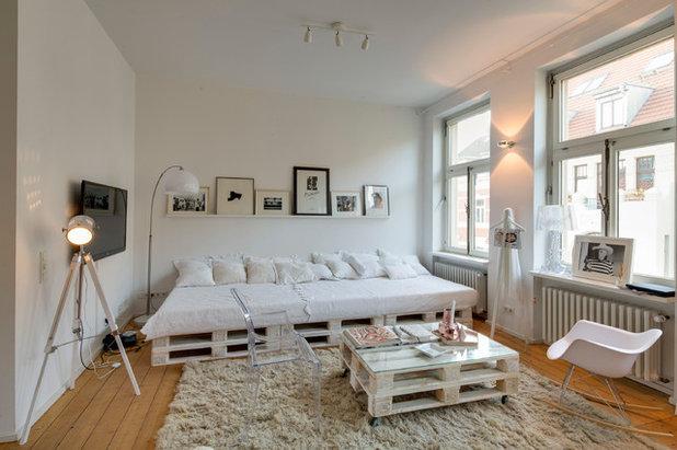 Paletten Ideen Wohnzimmer Holz Mbel Selbst Basteln Diy