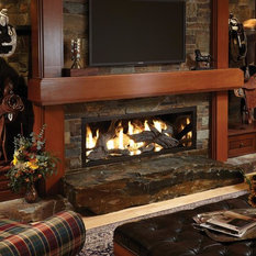 Low Profile Fireplaces Houzz