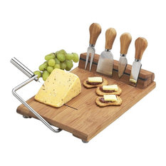 Laguiole Stainless Steel Steak Knives Set Cutting Boards | Houzz
