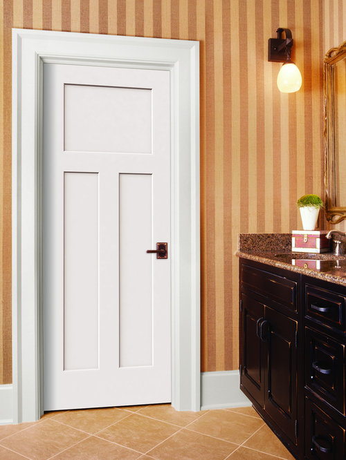 Craftsman Look For Interior Doors