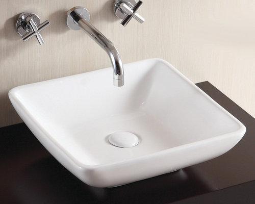 Beautiful Ceramic Bathroom Sinks