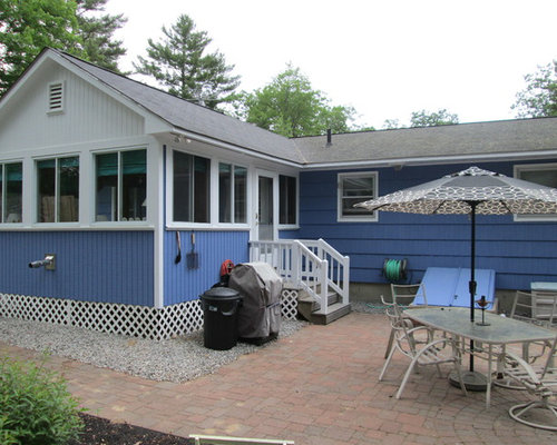 Midcentury Home Design Photos Decor Ideas In Manchester Nh