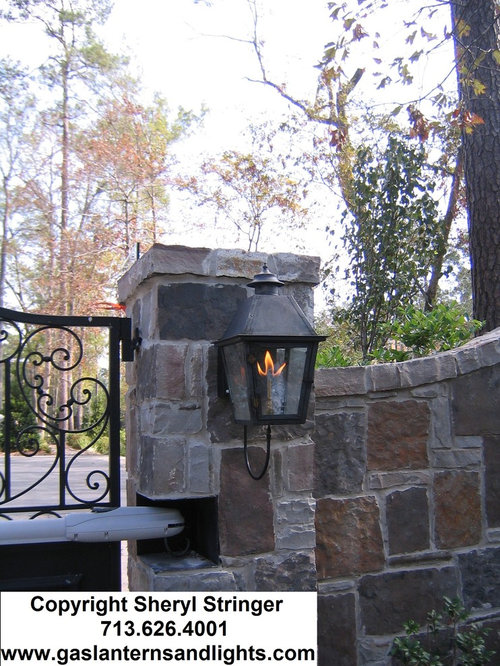 Outdoor Gas Lights Home Design Ideas Pictures Remodel And Decor