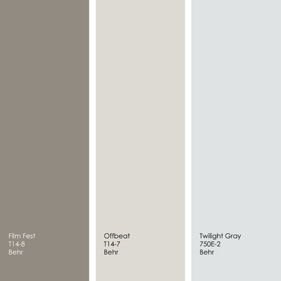 20 wide ranging colors touted for 2014 for List of neutral colors