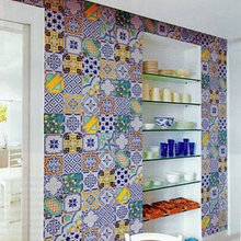 Tile From Around the Globe Adds Out-of-This-World Panache