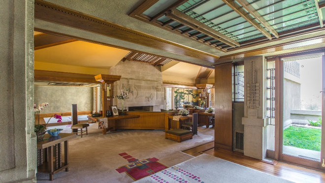 Frank Lloyd Wright / Hollyhock House