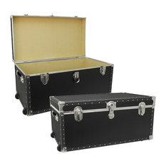 klassische deko koffer vintage koffer und berseekoffer. Black Bedroom Furniture Sets. Home Design Ideas